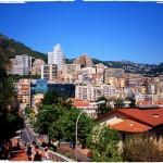 Monaco Hochhäuser